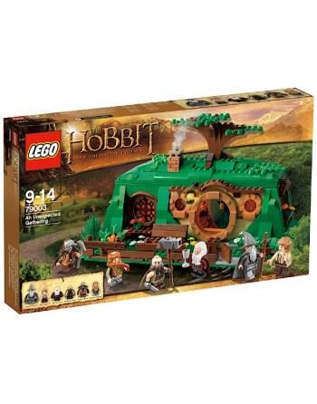 Lego Hobbit 79003 Incontro...