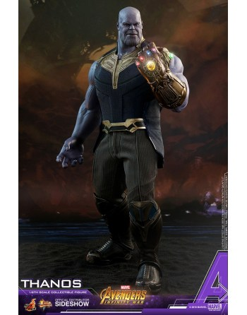 HOT TOYS 1/6 Marvel:...